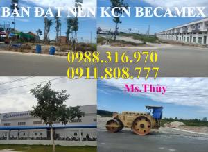 Đất Nền KCN  Becamex Bình Phước